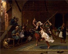 Gerome | The Pyrrhic Dance, 1885 | Giclée Canvas Print