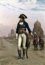 Gerome | Napoleon in Egypt, c.1867/68 | Giclée Canvas Print