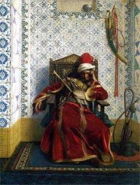 Gerome | Markos Botsaris, 1874 | Giclée Canvas Print