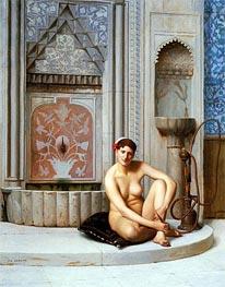 Gerome | Nude Woman, undated | Giclée Canvas Print