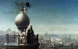 Gerome | Call to Prayer Cairo, 1880 | Giclée Canvas Print