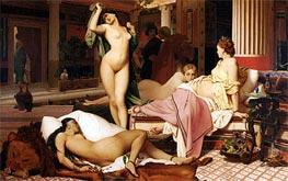 Gerome | Greek Interior, 1850 | Giclée Canvas Print