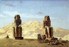Gerome | Memnon and Sesostris, 1856 | Giclée Canvas Print