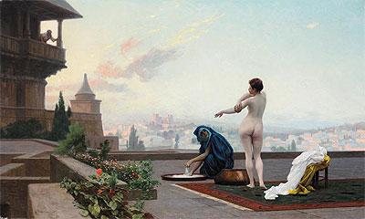 Bathsheba, 1889 | Gerome | Painting Reproduction