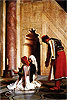 Gerome - Young Greeks at a Mosque - Art Print / Posters