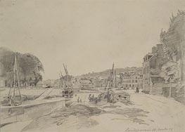 Jongkind | Landerneau, 1851 | Giclée Paper Print