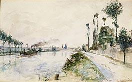 Jongkind | Rouen, 1863 | Giclée Paper Print