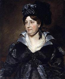 Constable | Mrs. James Pulham, 1818 | Giclée Canvas Print