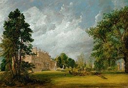Constable | Malvern Hall, 1821 | Giclée Canvas Print