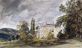 Constable | Bignor Park | Giclée Canvas Print