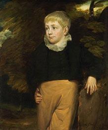 Constable | Portrait of Master Crosby | Giclée Canvas Print