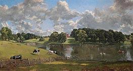Constable | Wivenhoe Park, Essex, 1816 | Giclée Canvas Print