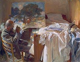 Sargent | An Artist in his Studio | Giclée Canvas Print