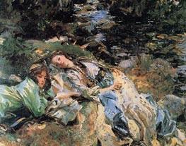 Sargent | The Brook | Giclée Canvas Print