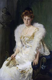 Sargent | Portrait of Mrs. Charles Beatty Alexander (nee Harriet Crocker), 1902 | Giclée Canvas Print