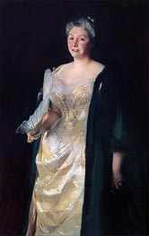 Sargent | Mrs. William Playfair, 1887 | Giclée Canvas Print
