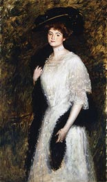 Sargent | Mrs. George Mosenthal, 1906 | Giclée Canvas Print