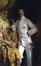 Sargent | Sir Frank Swettenham | Giclée Canvas Print