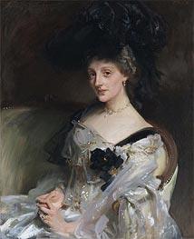 Sargent | Mrs Philip Leslie Agnew, 1902 | Giclée Canvas Print