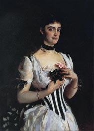 Sargent | Mrs. Wilton Phipps, c.1884 | Giclée Canvas Print