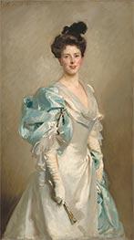 Mary Crowninshield Endicott Chamberlain (Mrs. Joseph Chamberlain), 1902 by Sargent | Giclée Canvas Print