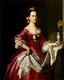 Mrs. George Watson, 1765 by John Singleton Copley | Giclée Canvas Print