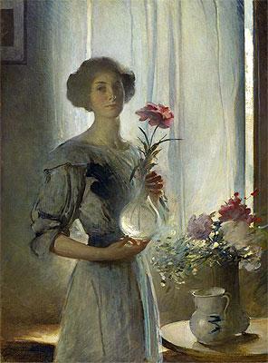 June, c.1911 | John White Alexander | Painting Reproduction