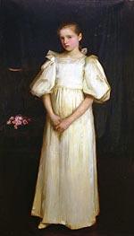 Waterhouse | Phyllis Waterlow, 1895 | Giclée Canvas Print