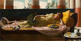 Waterhouse | Dolce Far Niente, 1880 | Giclée Canvas Print