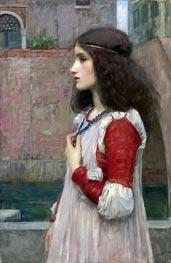 Waterhouse | Juliet, 1909 | Giclée Canvas Print