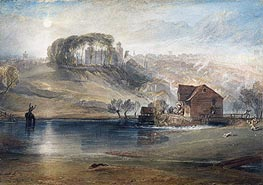 Colchester, c.1826 by J. M. W. Turner | Giclée Paper Print