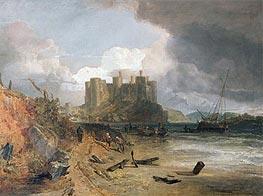 J. M. W. Turner | Conway Castle, c.1802/03 | Giclée Canvas Print