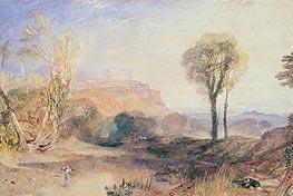 J. M. W. Turner | Powis Castle, Montgomeryshire, c.1835 | Giclée Paper Print
