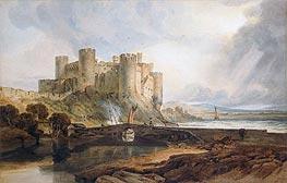 J. M. W. Turner | Conway Castle, c.1802 | Giclée Paper Print