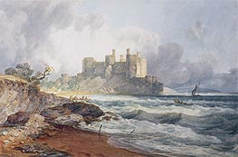 J. M. W. Turner | Conway Castle, undated | Giclée Paper Print