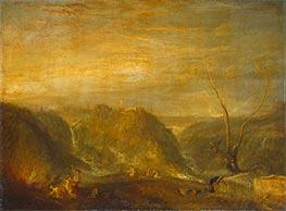 The Rape of Proserpine, 1839 by J. M. W. Turner | Giclée Canvas Print
