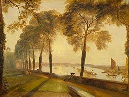 Mortlake Terrace, 1827 by J. M. W. Turner | Giclée Canvas Print