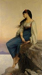 Jules Joseph Lefebvre | Graziella | Giclée Canvas Print