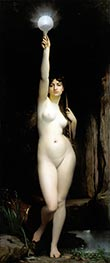 The Truth, 1870 by Jules Joseph Lefebvre | Giclée Canvas Print