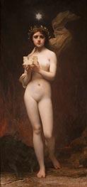 Pandora, 1872 by Jules Joseph Lefebvre | Giclée Canvas Print