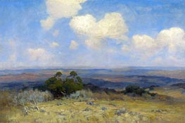 Sunlight and Shadow, 1910 by Julian Onderdonk | Giclée Canvas Print