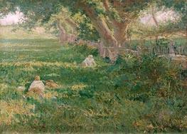 Julian Onderdonk | Springtime, 1901 | Giclée Canvas Print