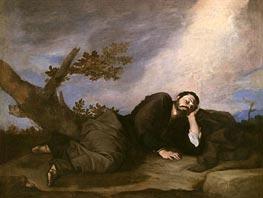 Jusepe de Ribera | Jacob's Dream, 1639 | Giclée Canvas Print