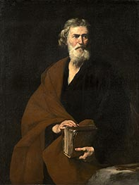 Jusepe de Ribera | Saint Matthew, 1632 | Giclée Canvas Print