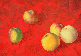 Kuzma Petrov-Vodkin | Apples, 1917 | Giclée Canvas Print