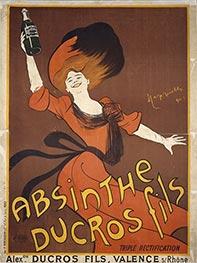 Leonetto Cappiello | Absinthe Ducros fils, 1901 | Giclée Paper Print