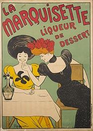 Leonetto Cappiello | La Marquisette, 1901 | Giclée Paper Print