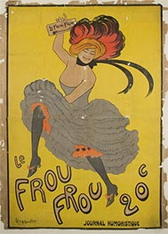 Leonetto Cappiello | Le Frou Frou, 1899 | Giclée Paper Print