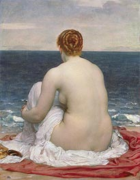 Frederick Leighton | Psamanthe, 1880 | Giclée Canvas Print