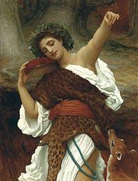 Frederick Leighton | Bacchante, 1892 | Giclée Canvas Print